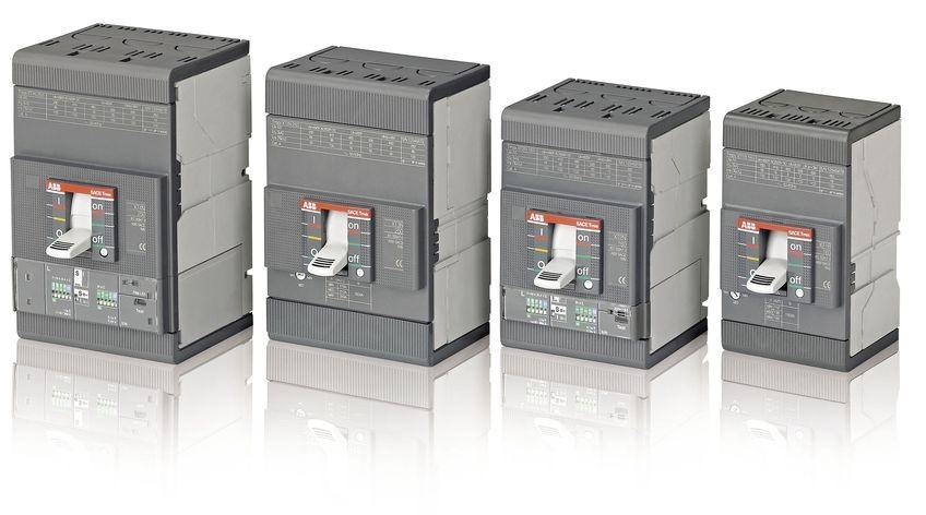 Автоматические выключатели ABB Tmax T5